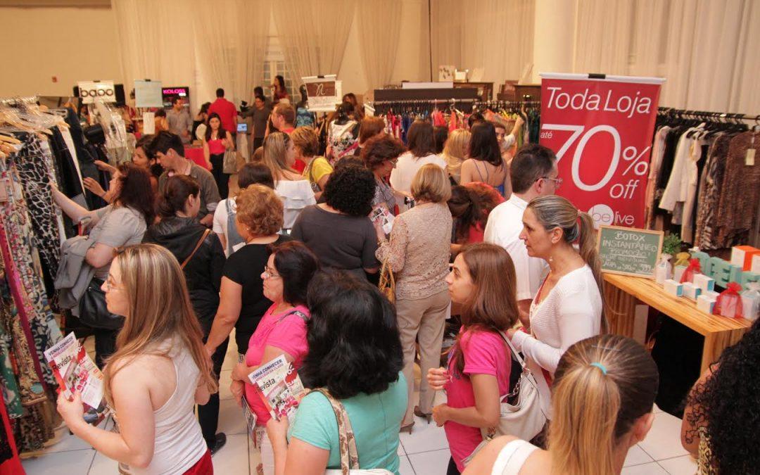 Bazar oferece mais de 30 mil produtos com preços a partir de R$ 1