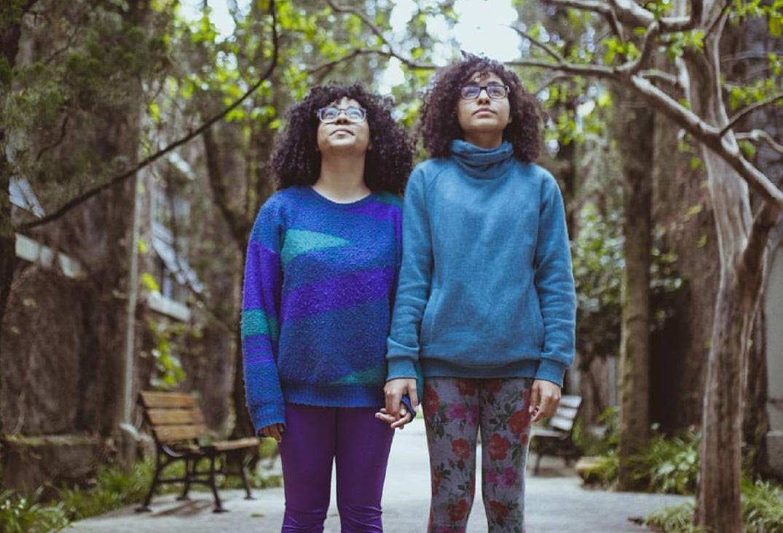 Lilian e Layane