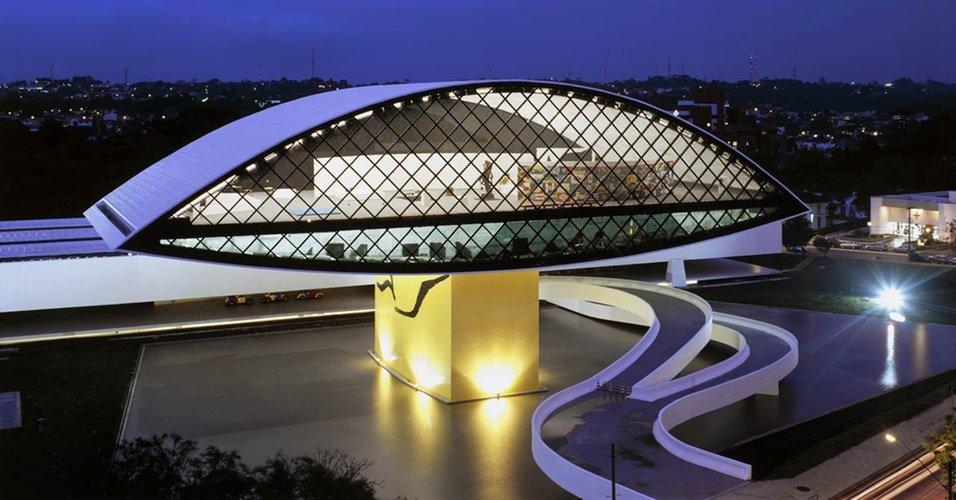 Museu Oscar Niemeyer (Créd. Divulgação)