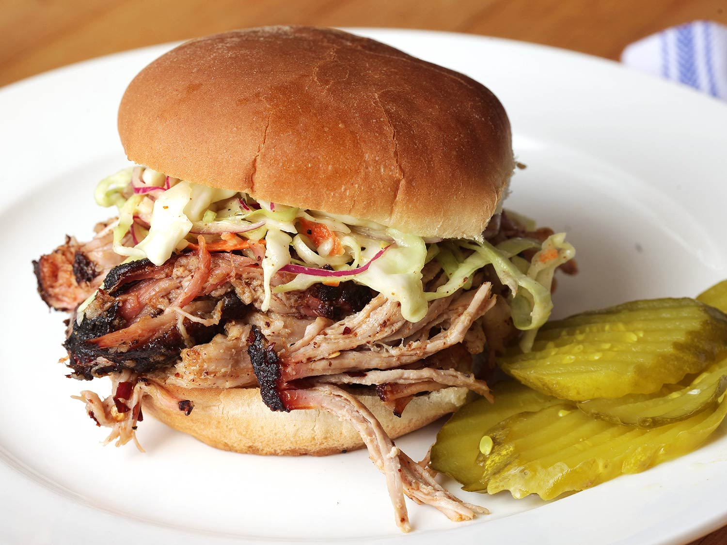 Dia do porco na way beer pulled pork