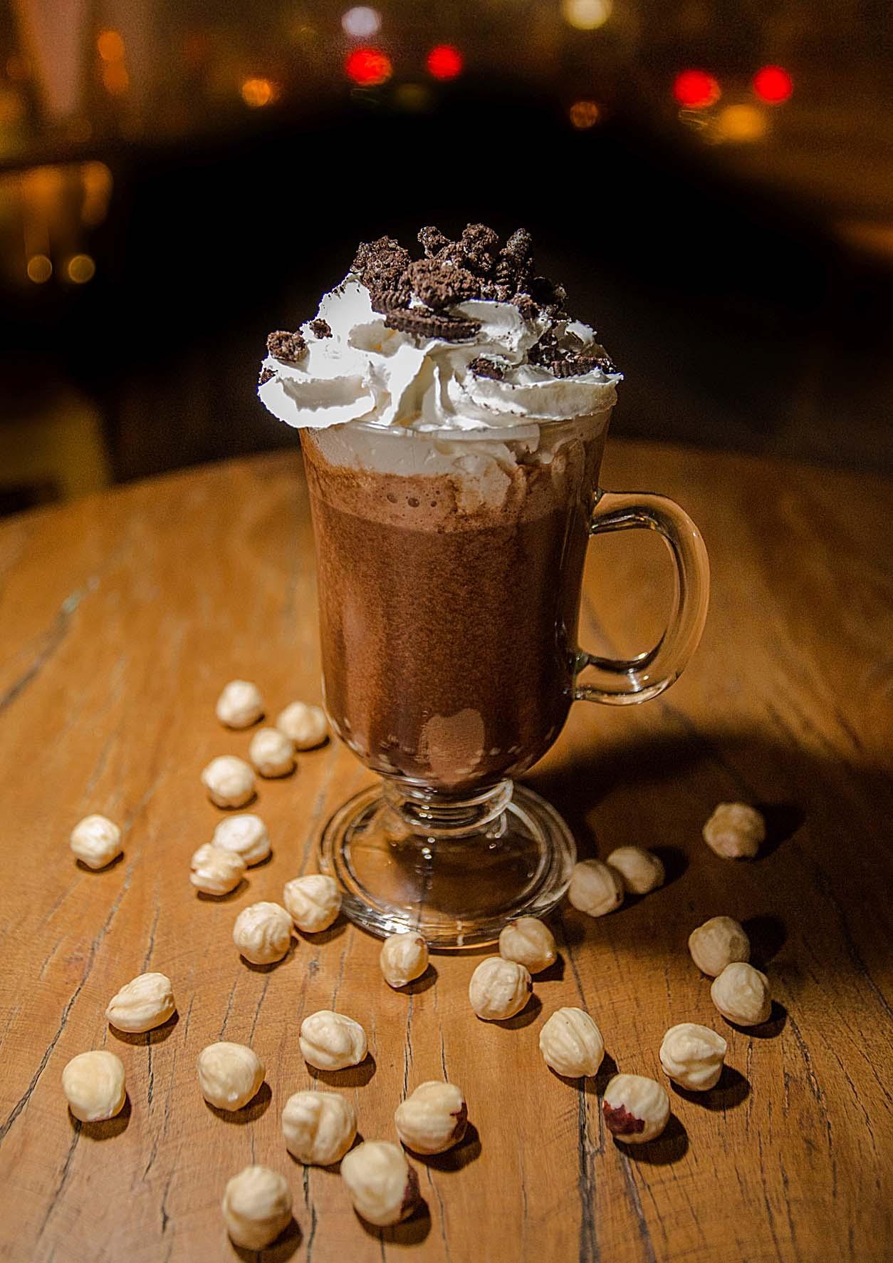 Chocolate Caliente - Taco El Pancho (2)