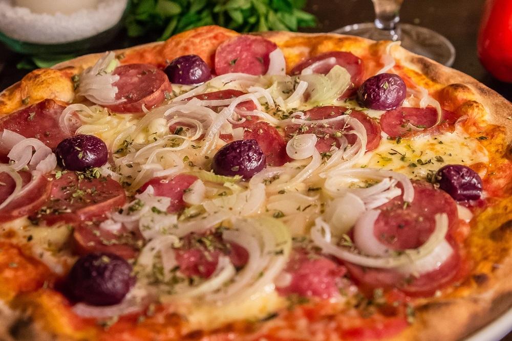 funiculi pizza Foto: Priscilla Fiedler