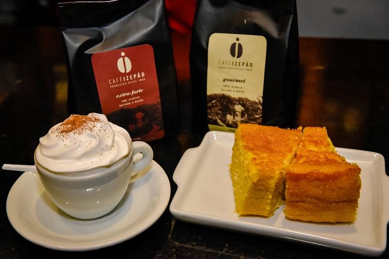 Agostino Café Shopping Curitiba