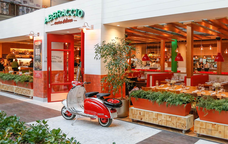 Abbraccio Shopping Curitiba