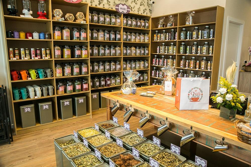 Chá & Arte inaugura primeira franquia em Curitiba