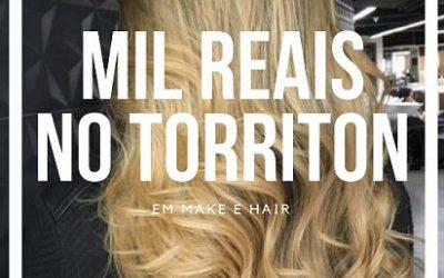 SORTEIO MIL REAIS NO TORRITON