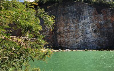 Lagoa Azul, em Campo Magro, é um oásis a 30 minutos de Curitiba