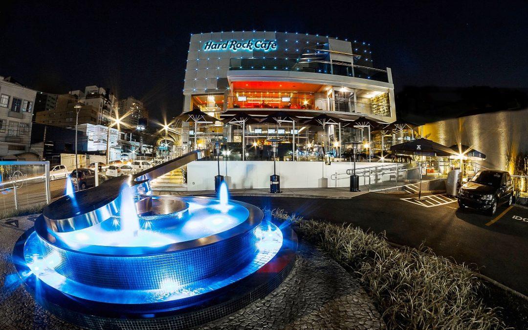 Primeiro Hard Rock Hotel do país será inaugurado no Paraná