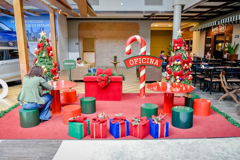 Oficina Infantil Natal