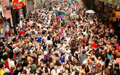 20 lugares para curtir o Carnaval em Curitiba