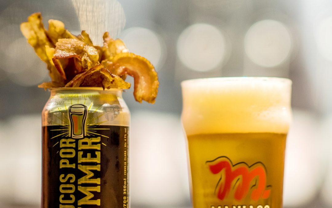 Cervejaria Maniacs Brewing Co. inaugura bar da fábrica no Cabral