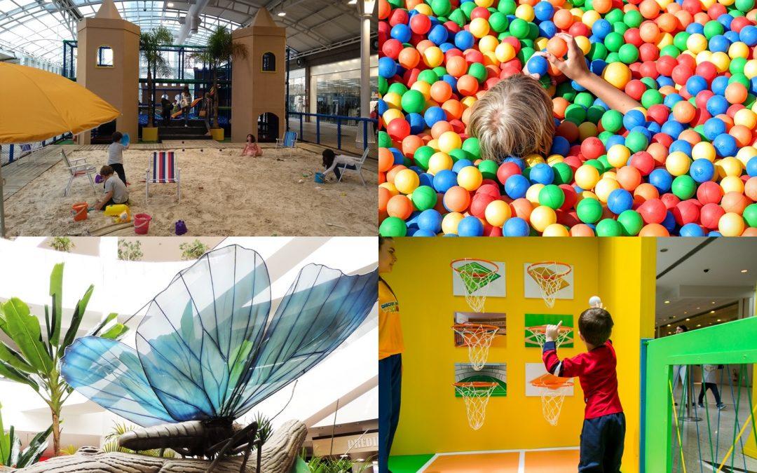 Atrações para divertir as crianças nas férias escolares