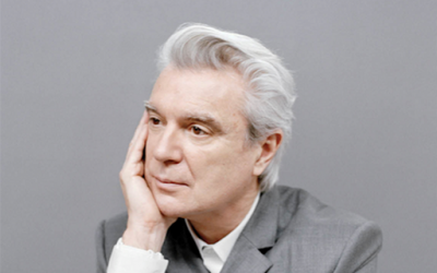 David Byrne se apresenta em Curitiba