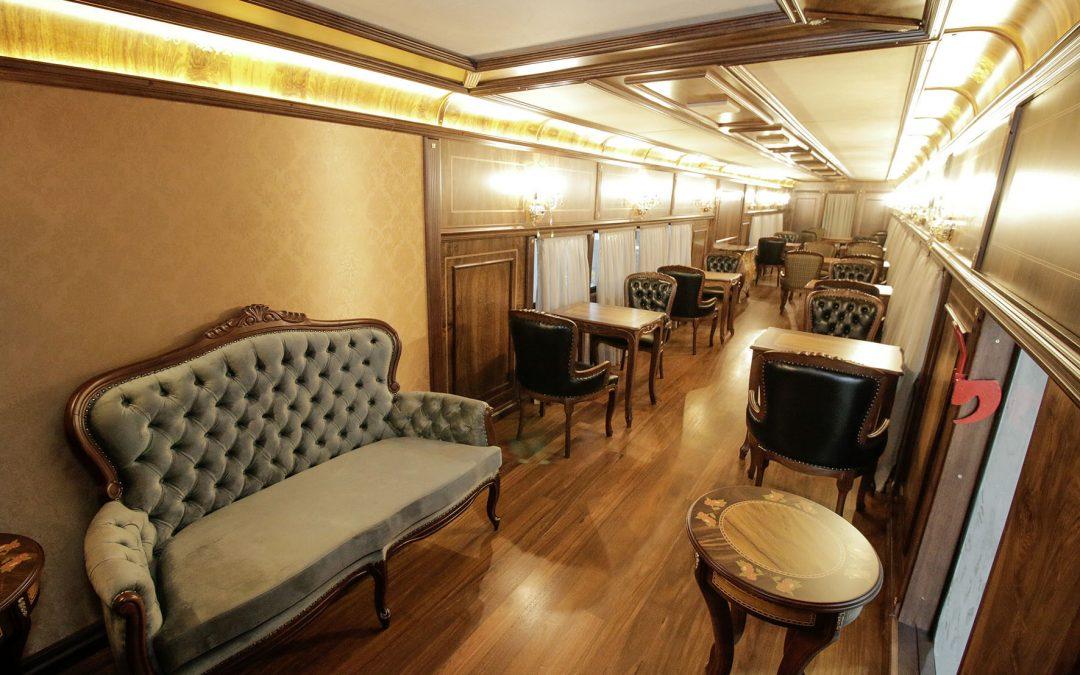 Serra Verde Express faz upgrade em classe executiva