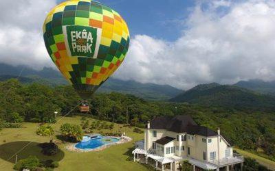 Litoral do Paraná ganha parque ecológico com diversas atrações