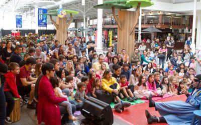Adaptações de clássicos da literatura divertem o público infantil neste fim de semana