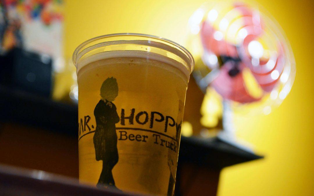 Doe ração e ganhe um chope no Mr. Hoppy Santa Felicidade neste sábado (3)