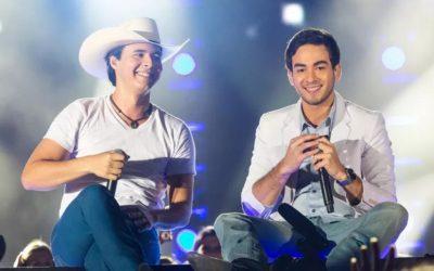 Conrado & Aleksandro se apresentam em Curitiba