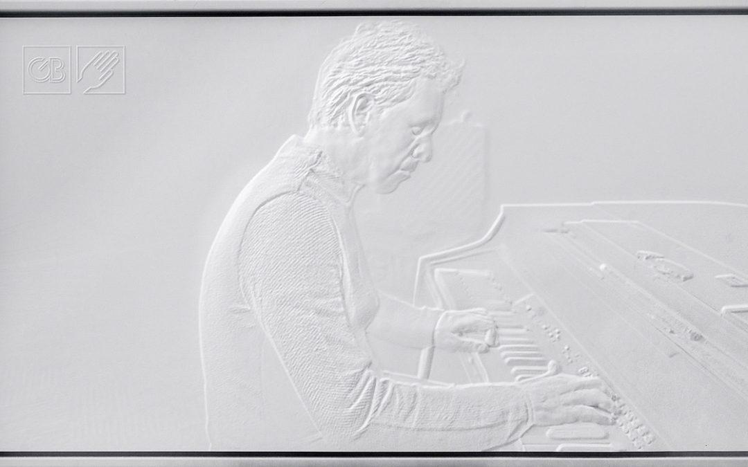 Museu da Fotografia de Curitiba recebe exposição de fotografias em 3D para deficientes visuais