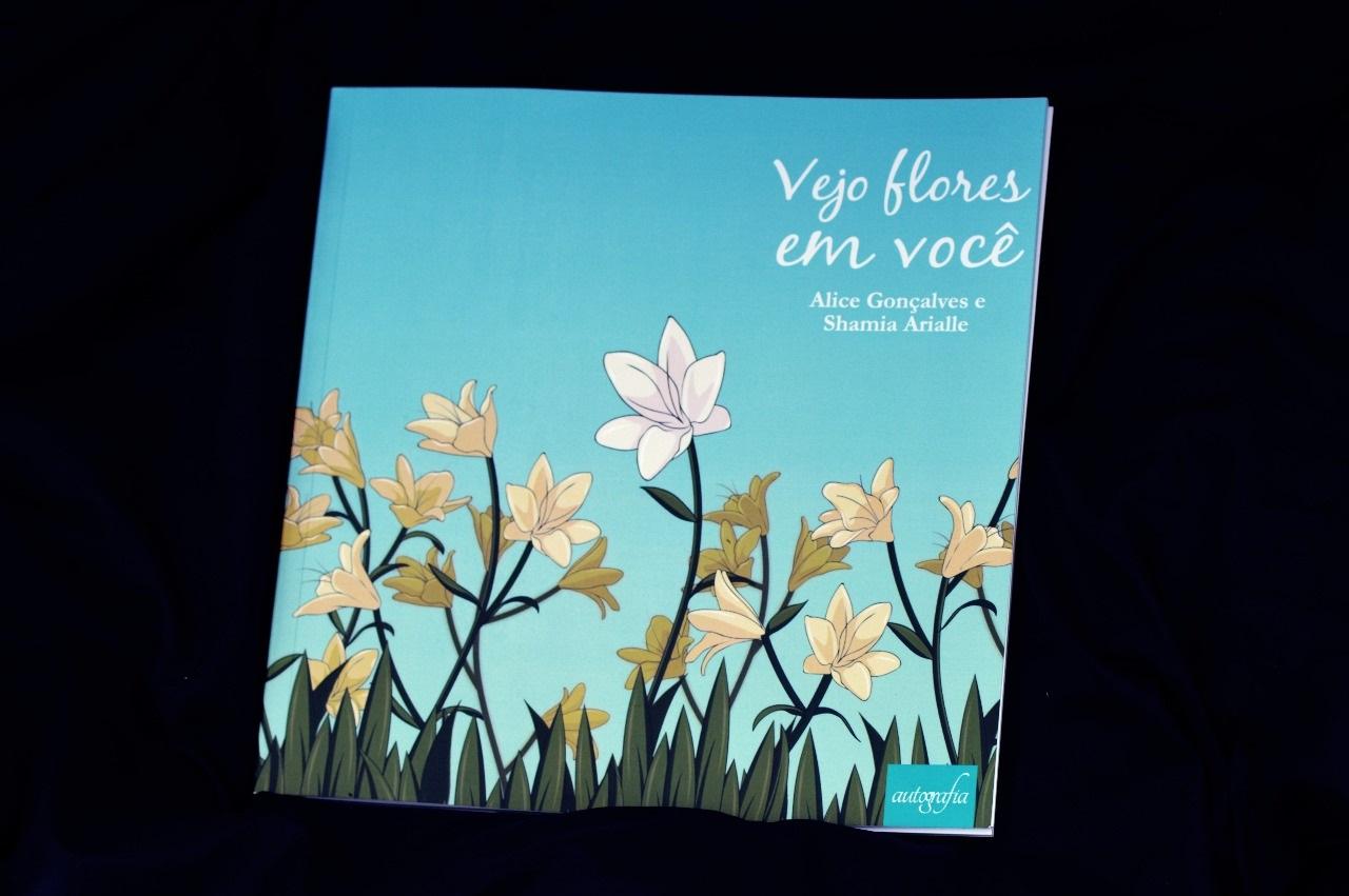 Livro Vejo Flores em Você