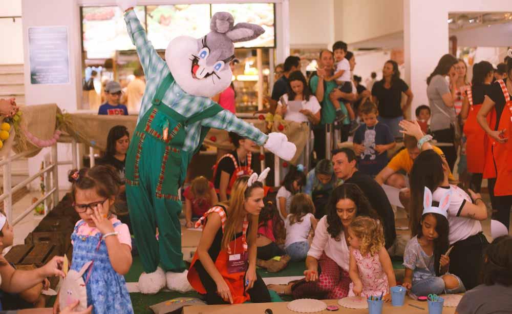 Brincadeiras, atividades e muita diversão para as crianças