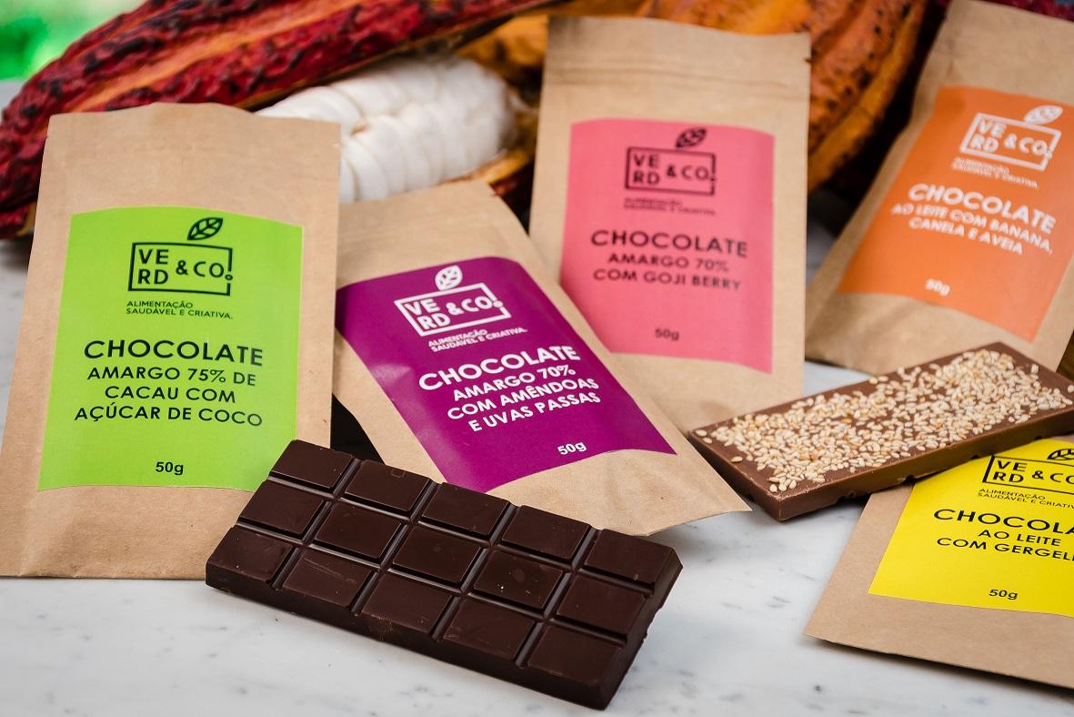 Verdco chocolates cuore di cacao