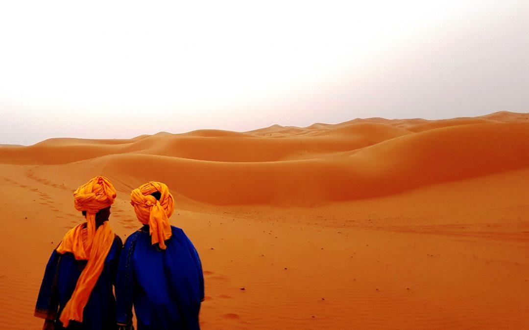Tour pelo Deserto do Saara: cruzando o Marrocos de Fez a Marrakesh