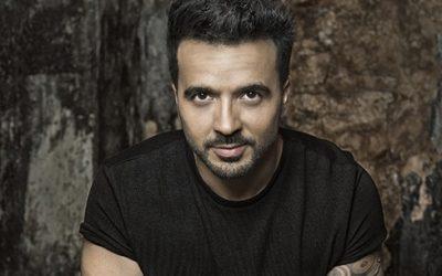 Luis Fonsi, cantor do hit Despacito, faz show em Curitiba