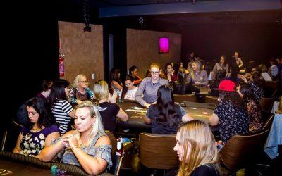 Projeto curitibano atrai público feminino para o poker