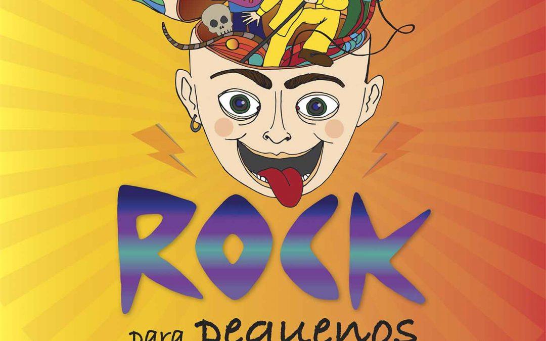 Rock para Pequenos estreia em Curitiba e faz referência ao bom e velho rock´n´roll