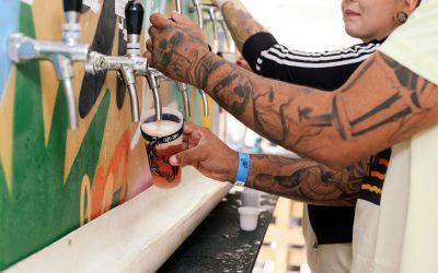 MON recebe festa cervejeira com mais de 80 torneiras de chope artesanal