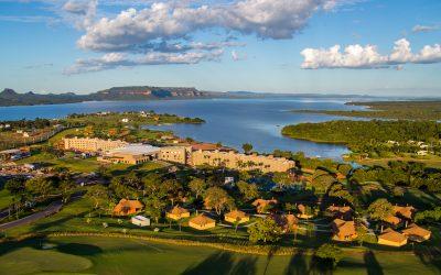Dia das Mães em paraíso no Mato Grosso