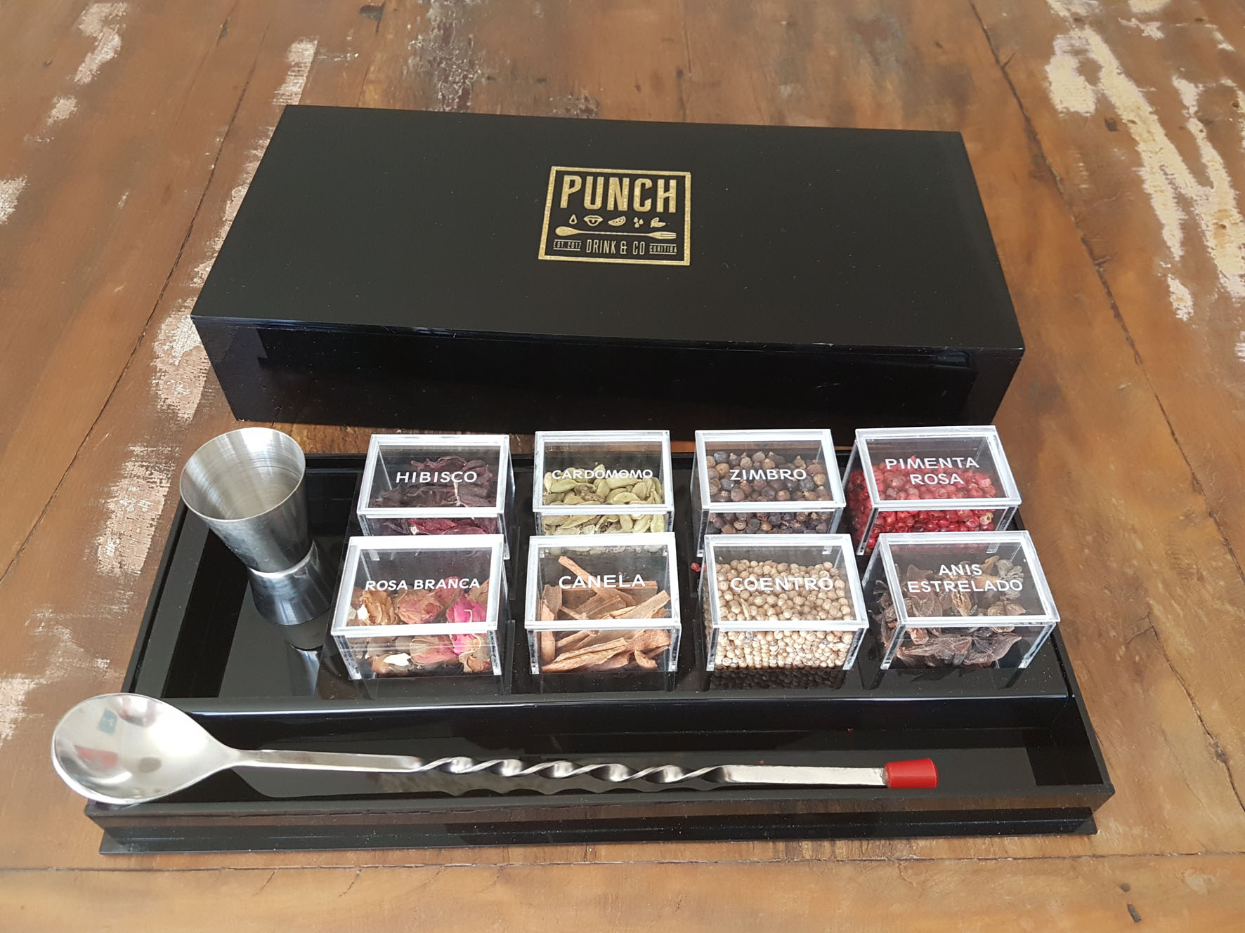 kit Gim Tonica - Punch Drink (1)