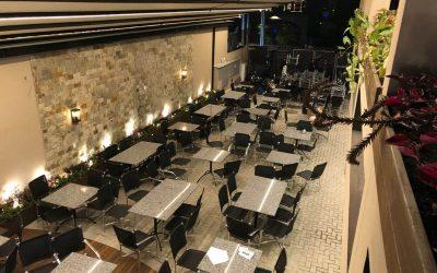 Novo polo gastronômico será inaugurado no Batel, com 14 operações