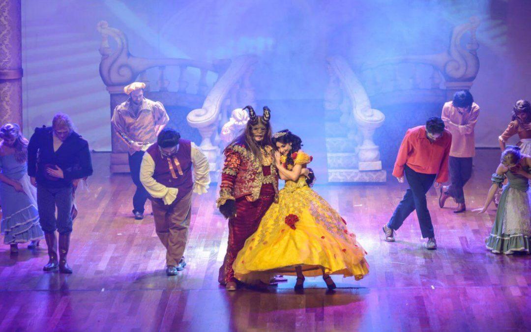 Teatro Guaíra recebe A Bela e a Fera In Concert