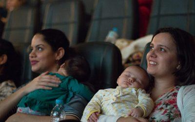 CineMaterna dá ingressos gratuitos nesta quarta-feira