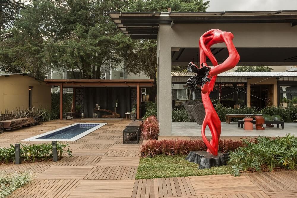 CASACOR Paraná 2018 aposta na integração da arquitetura com a arte