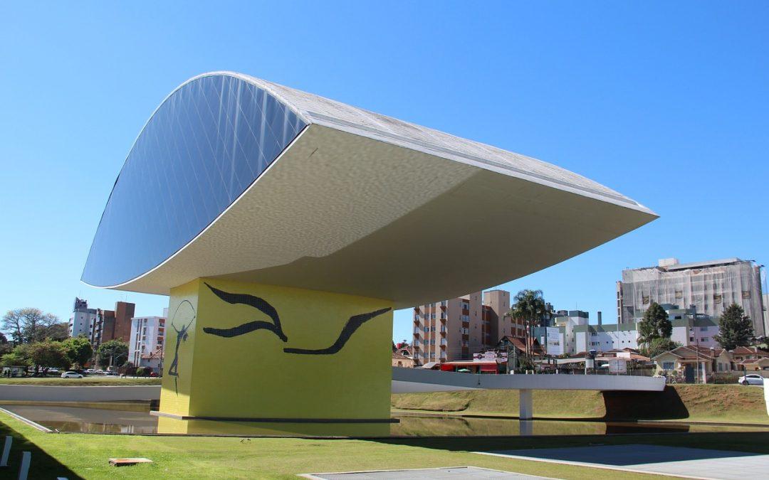 Museu Oscar Niemeyer recebe Meia Maratona de Curitiba Uninter