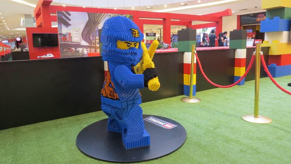 Curitiba ganha parque de brincadeiras da LEGO® inspirado em filme ninja