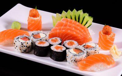 James Delivery vai distribuir comida japonesa nesta terça-feira