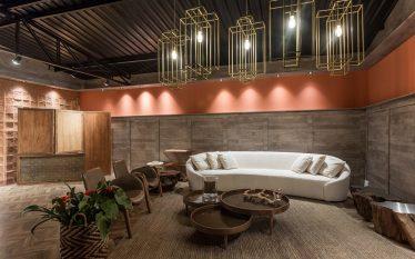 Lounge Casa Cor