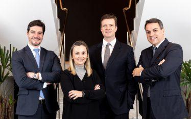 Novos sócios MBA