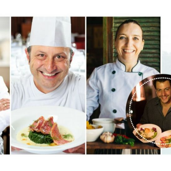 19.07 - Jantar de gala do Prêmio TOPVIEW Gastronomia 2018 terá cardápio assinado por grandes chefs de Curitiba