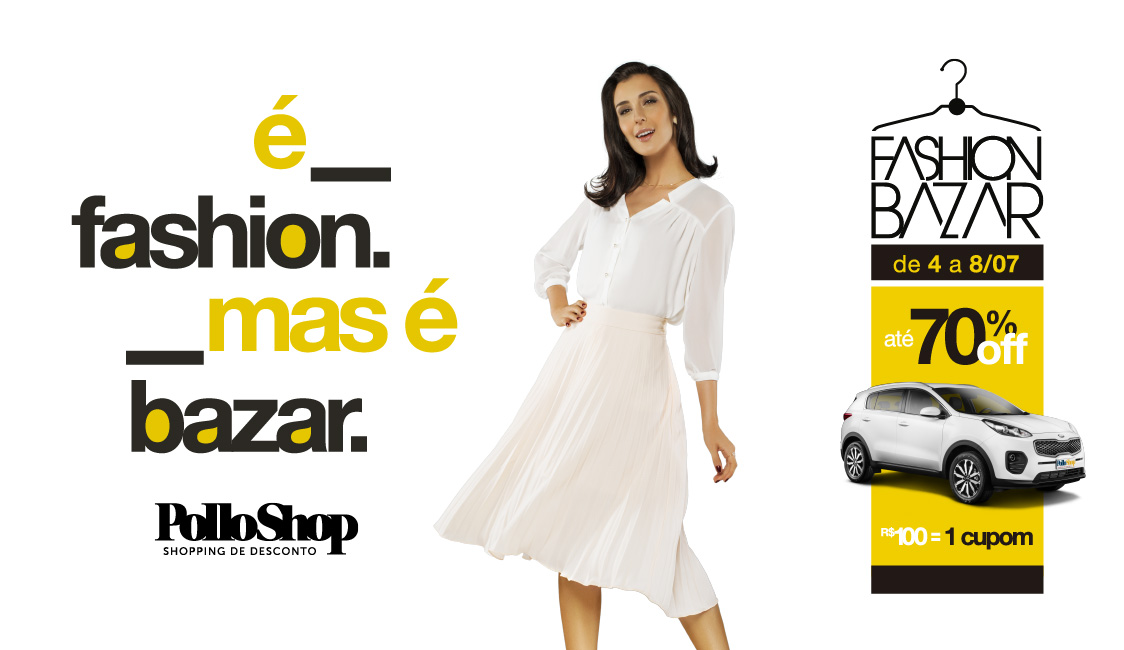 Fashion Bazar Inverno PolloShop