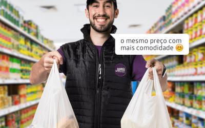 James lança ferramenta para compras em supermercados