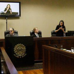 Glossário jurídico Libras - Primeira reunião