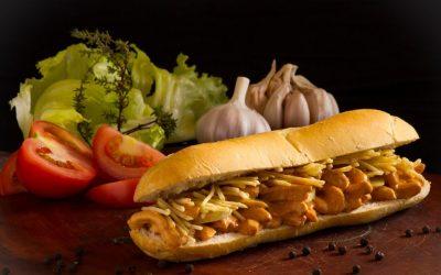 James Hill na Rua 24 Horas lança três novos sabores de sanduíches