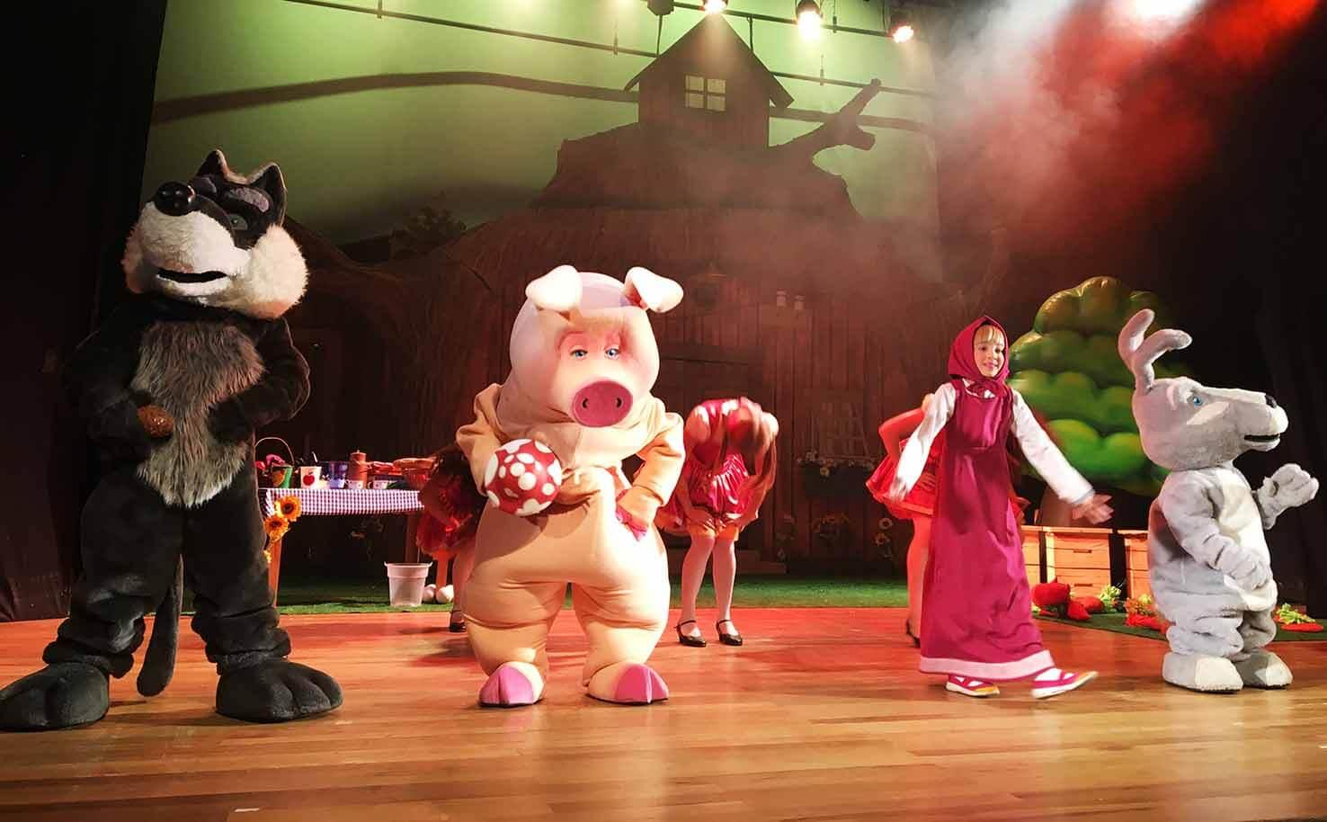 Masha e o Urso Curitiba3 (1)