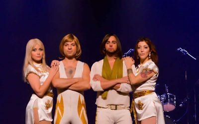 Tributo nacional ao ABBA chega a Curitiba