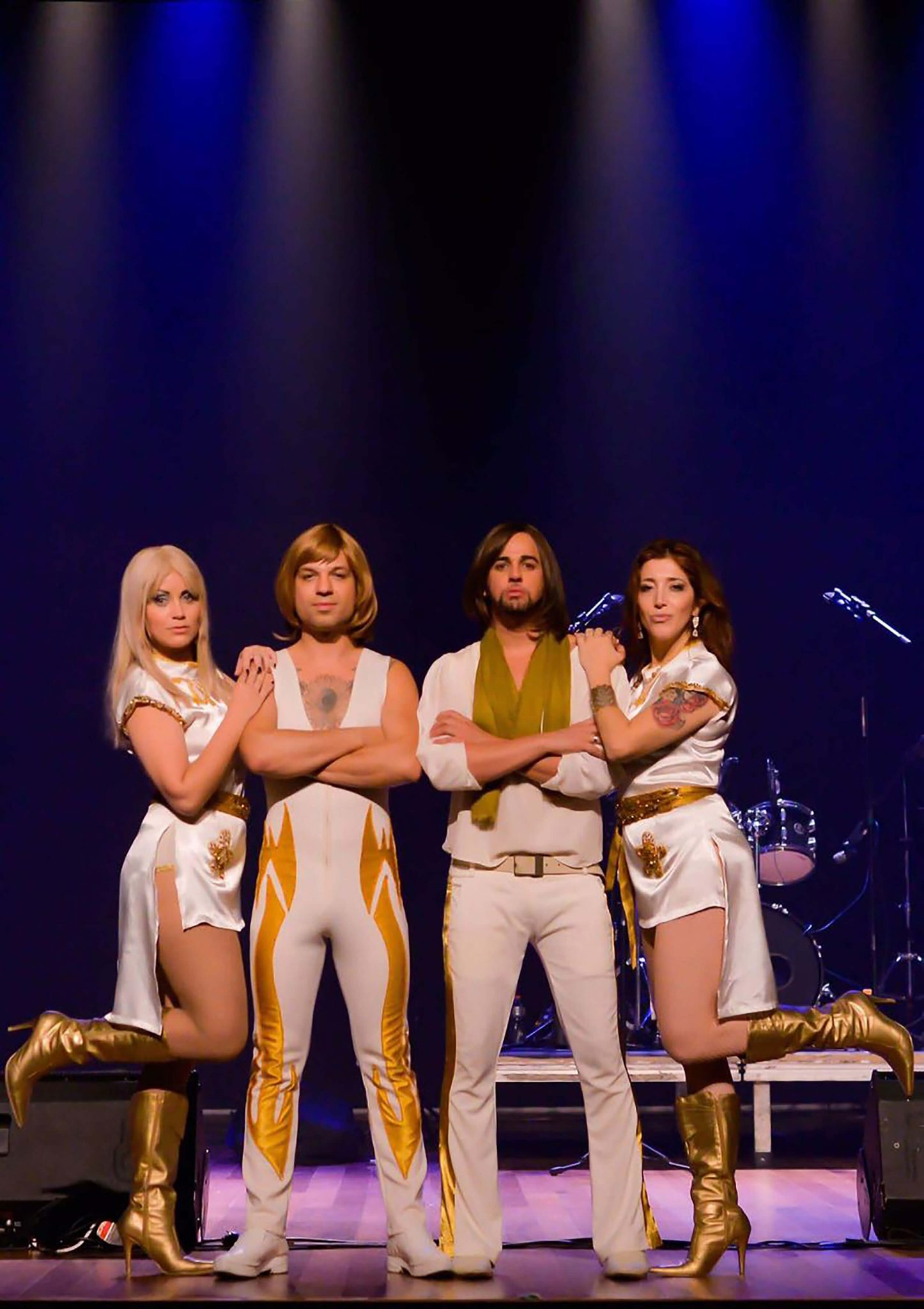 ABBA The History - A Salute To Abba 1 (1)